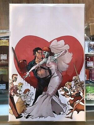 Death to the Army of Darkness #1 (2020) 1:20 Piriz Virgin Variant Dynamite NM