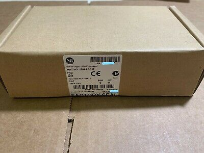 2014 New Sealed Allen Bradley 1764-LRP Ser C MicroLogix 1500 Processor