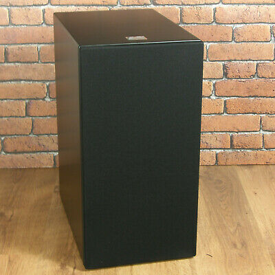 "BK Electronics Double Gem Satin Black Subwoofer  (Grade ""B"")"