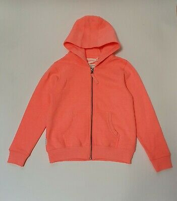 Girls Next Pink Hooded Tracksuit Jogger Top - 9 years