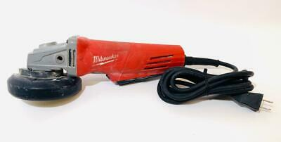 Milwaukee 6146-30 11 Amp Corded 4-1/2 in. Angle Grinder