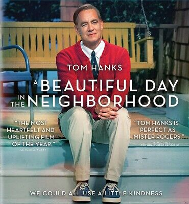 A Beautiful Day in the Neighborhood Blu-ray Only, Please read