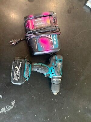 "Makita LXPH05Z 18V Brushless 1//2"" Hammer Driver//Drill /& 3.0 Ah Battery BL1830"