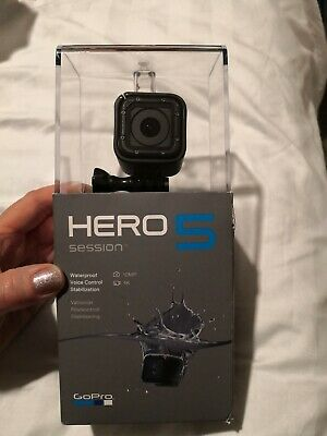 GoPro HERO5 Session Action Waterproof, voice control Camera Camcorder. 10mp New