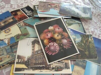 Vintage Unused Postcards, Lot 101