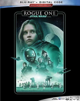 ROGUE ONE: A STAR WARS STOR...-ROGUE ONE: A STAR WARS STORY / (AC3  Blu-Ray NEUF