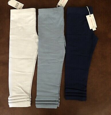 Pumpkin Patch Lot Of 3 Capri/Cropped Leggings For Size 8 Girl (G8)