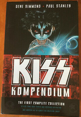 KISS Kompendium - The First Complete Collection (Hard Cover)