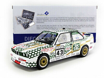1//24 BMW M3 E30 Tic Tac DTM 1991/' Decal w// resin BBS rims for Beemax Aoshima
