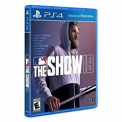Mlb The Show 19-Mlb The Show 19 (Us Import) Game New