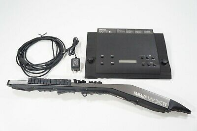 YAMAHA WT11 & WX11 Electronic MIDI Wind Instrument and Sound Module