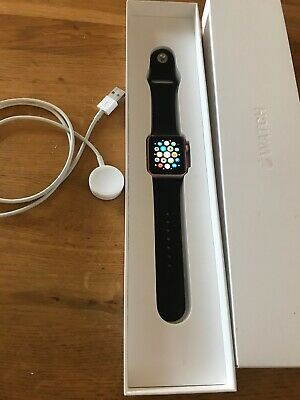 Apple Watch Series 1 - 38mm Rose Gold