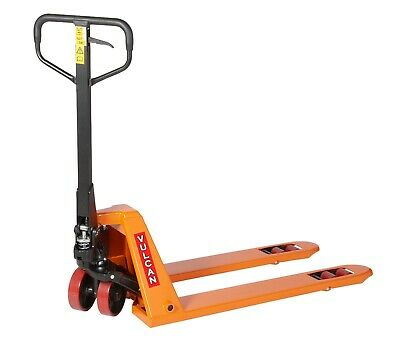 VULCAN Low Profile Pallet Trucks with Fork Length: 1000 & Width over Forks: 540