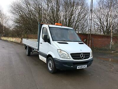 2008 Mercedes Sprinter 2.1TD 311CDI 14ft LWB dropside side pickup