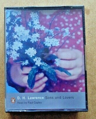 Sons and Lovers by D H Lawrence (audio cassette)