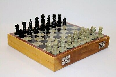 Handmade Marble Chess Set