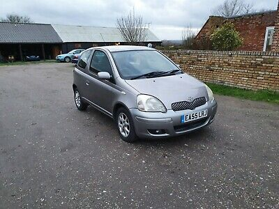 2005 Toyota Yaris 1.3 vvti colour collection Mot Nov 106000 low tax ulez free