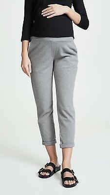 Hatch GREY Maternity The Relaxed Trouser, Size 2
