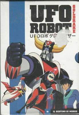 UFO ROBOT GOLDRAKE vol. 18 DVD ITA. Editoriale