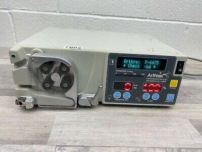 Arthrex AR-6475 Arthroscopy Continuous Wave III Pump 7002