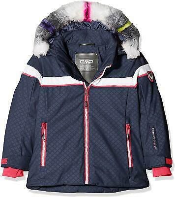 CMP Girls Feel Warm Flat, Ski Jacket, Age 12