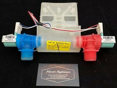 W10869803 REV A Roper Water Inlet Valve