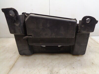 2003 Ford Expedition OEM Battery Box Tray & Vacuum Reservoir Tank D963-3