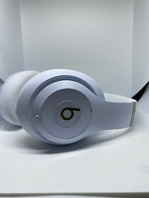 Beats Studio 3 Wireless Headphones - White & Gold