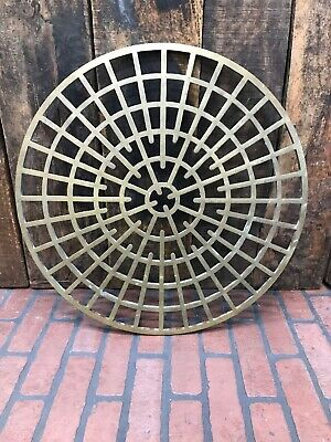 Antique Bronze Grate Wall Art