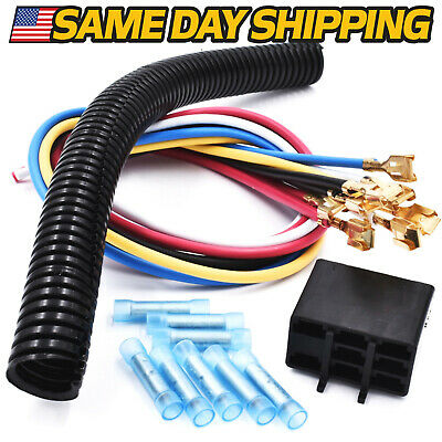 Wire Repair Kit for John Deere PTO Switch GY22356 LVA21437 LVA21439 LVA11437