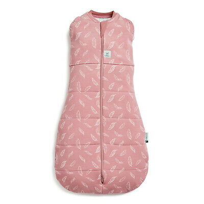 ErgoPouch Organic/Cotton 2.5 TOG Cocoon Swaddle Bag 3-12 M for Baby/Infant Quill