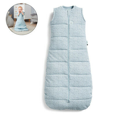 ErgoPouch Organic/Cotton 2.5 TOG Jersey Sleep Bag 8-24M for Baby/Toddler Pebble
