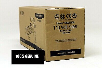 Laser 115R00035 Xerox Fuser For Phaser 6300 and 6350 Printer
