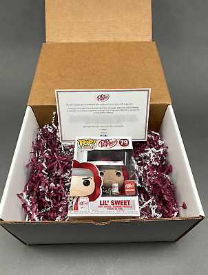Funko Pop Ad Icons Lil Sweet Dr. Pepper NIB Rare Limited Confirmed Order