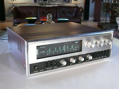 Vintage Sansui 3000A Stereo Receiver, One-Owner Amplifier, Works Great! 3000 A
