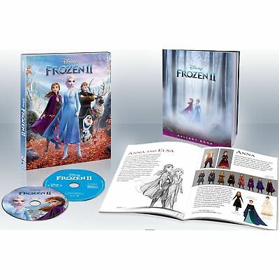 Disney Frozen II (Edizione Limitata 4K Ultra HD +Blu-Ray +Digitale + Story Libro