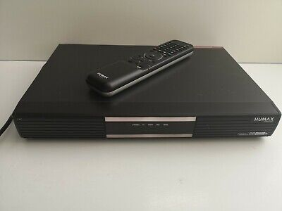Humax PVR-9150T 160GB Freeview DVR Recorder Twin Tuner With Remote (522)