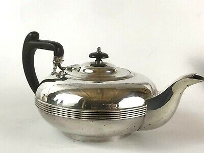 Vintage CWF of England EPNS Silver Plated Teapot [5918]