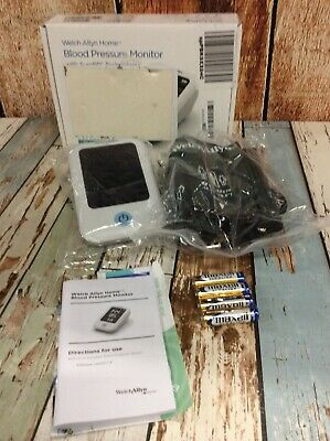 Welch Allyn Home Blood Pressure Monitor bluetooth capable.