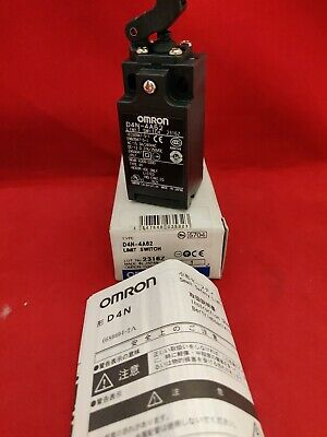 Omron D4N-4A62 Limit Switch New