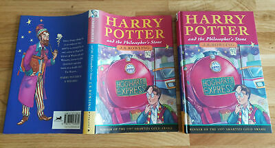 Harry Potter and the Philosopher's Stone book Rare 1st First Edition J K Rowling