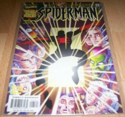 Amazing Spider-Man (1998 2nd Series) #25N...Published Jan 2001 by Marvel