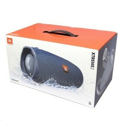 New JBL Xtreme 2 Wireless Bluetooth Speaker With Rechargeable Battery Waterproof