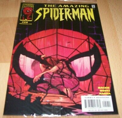 Amazing Spider-Man (1998 2nd Series) #29D...Published May 2001 by Marvel