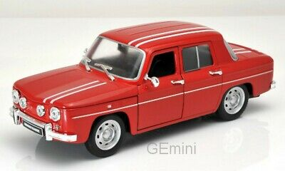 Renault R8 Gordini rouge 1/24 Welly