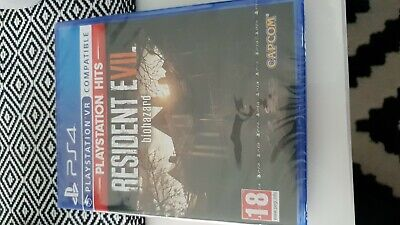 Resident Evil 7 Playstation Hits Jeu PS4 neuf sous blister