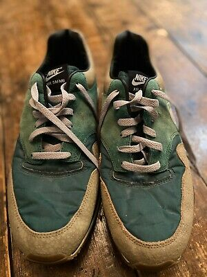 Nike 'Air Safari' Men's Trainers Size UK 10.5 Good Condition, Barely Used.