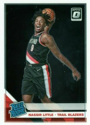 2019-20 Donruss Optic NBA Basketball Rated Rookie Base Card #151-200 You Pick!