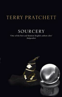 Pratchett, Terry, Sourcery: (Discworld Novel 5) (Discworld Novels), Very Good, P