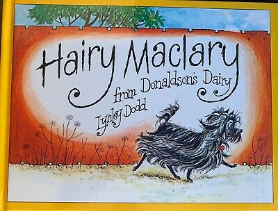 Hairy Maclary from Donaldson's Dairy by Lynley Dodd - Hardcover, Brand New